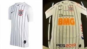 Camisa nova do Corinthians causa reclamações entre torcedores