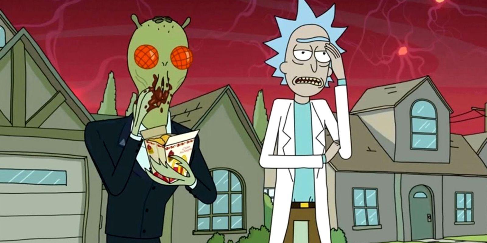 """Molho szechuan poderá ser relançado por causa de """"Rick e Morty"""""""