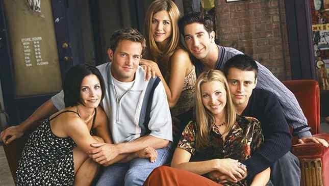 """Cientista descobriu quem é o protagonista de """"Friends"""""""