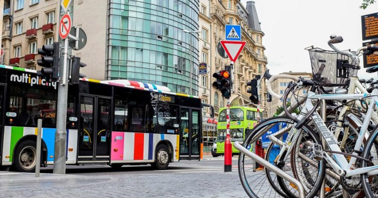Luxemburgo será primeiro país com transporte público totalmente gratuito