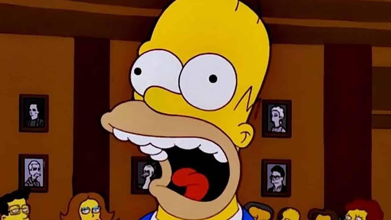 Homem foi preso com carteira de motorista de Homer Simpson