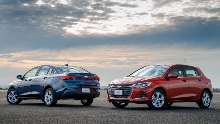 Carros mais vendidos na primeira quinzena de janeiro 2020 – Chevrolet lidera com dobradinha