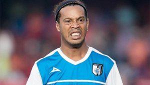 Curiosidades sobre esportes: Ronaldinho Gaúcho fez 23 gols em um único jogo?