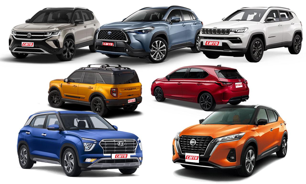 Melhores carros populares 2020 até R$ 50 mil