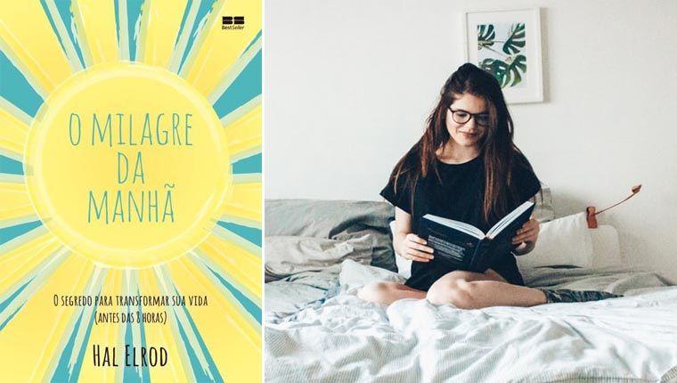 O Milagre da Manhã: 5 curiosidades sobre esse incrível livro