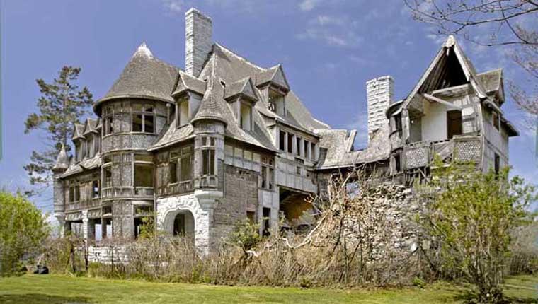 A casa mais assustadora dos Estados Unidos