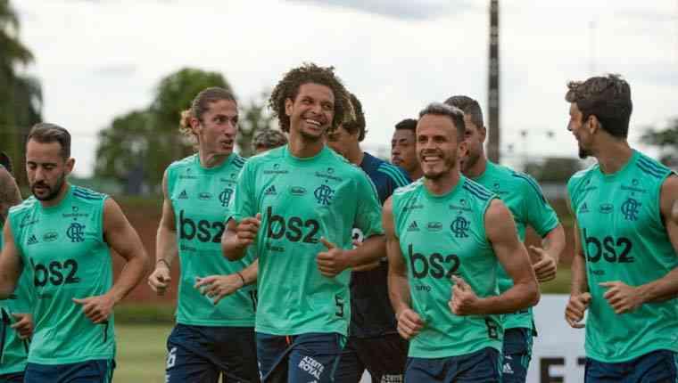 Time do Flamengo faz exames após funcionários apresentarem sinais de coronavírus