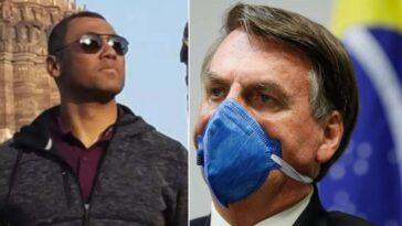 segurança de Bolsonaro com coronavírus