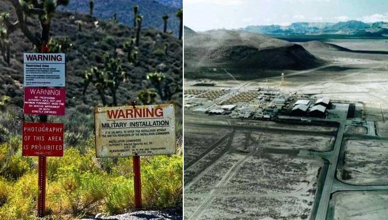 O que é a Área 51 e o que ela esconde?