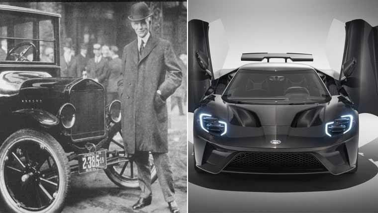 Curiosidades sobre carros Ford