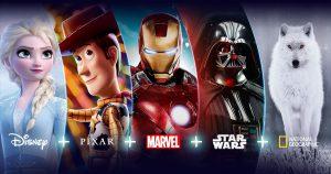 6 grandes sucessos de bilheteria disponíveis no Disney Plus