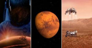Curiosidades incríveis sobre Marte: Cor, atmosfera, clima e muito mais
