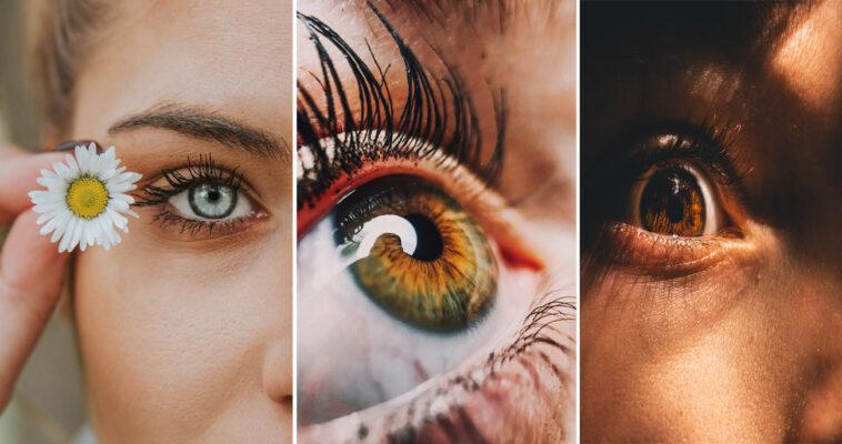 Curiosidades sobre os olhos e a visão