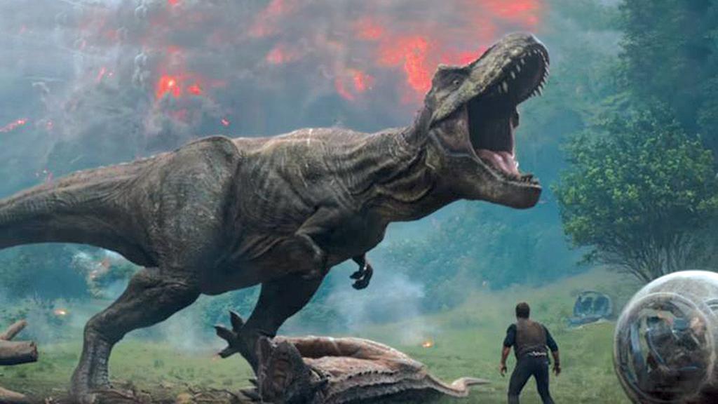 curiosidades sobre dinossauros tiranossauro
