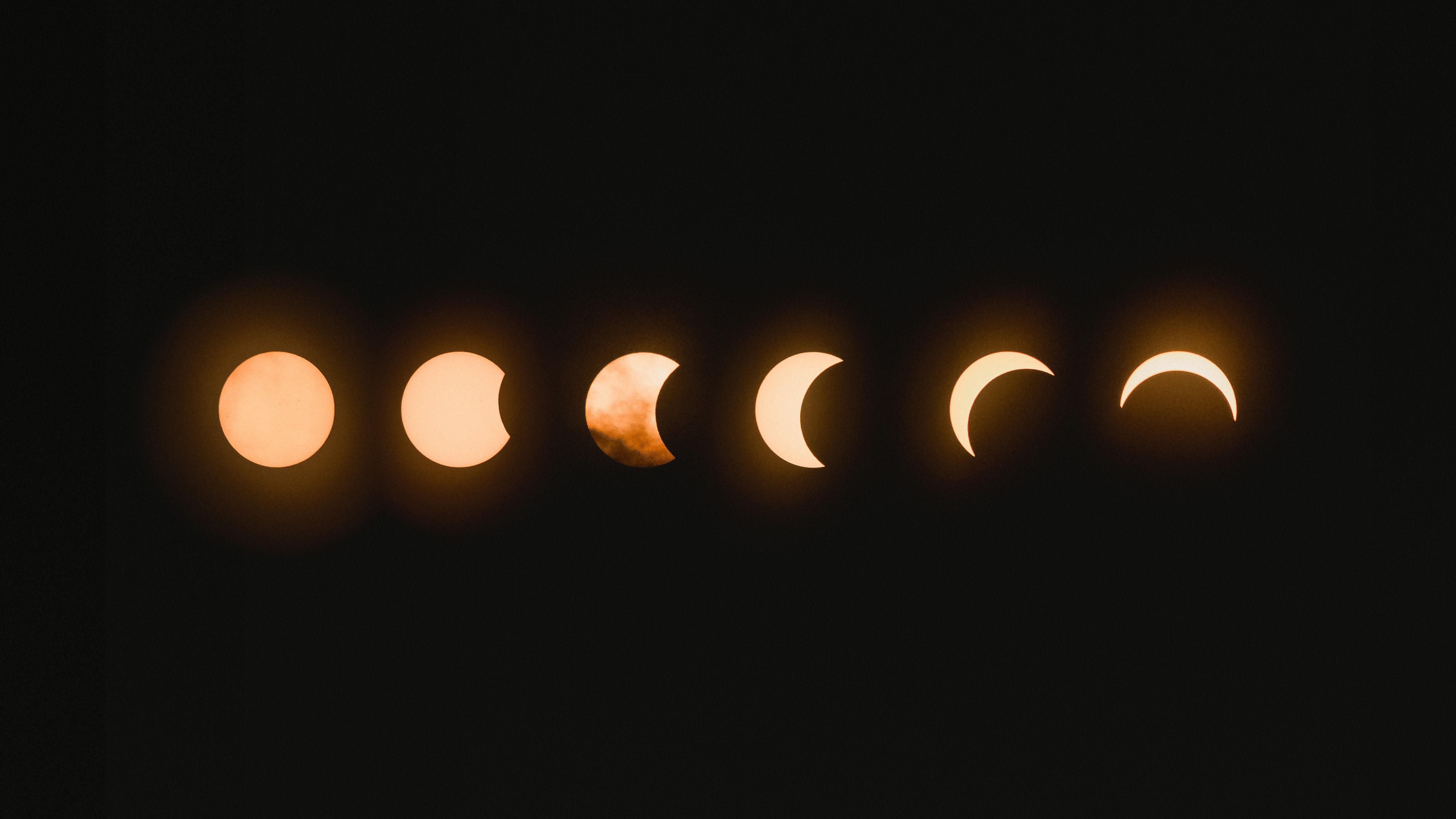 Curiosidades sobre a Lua fases