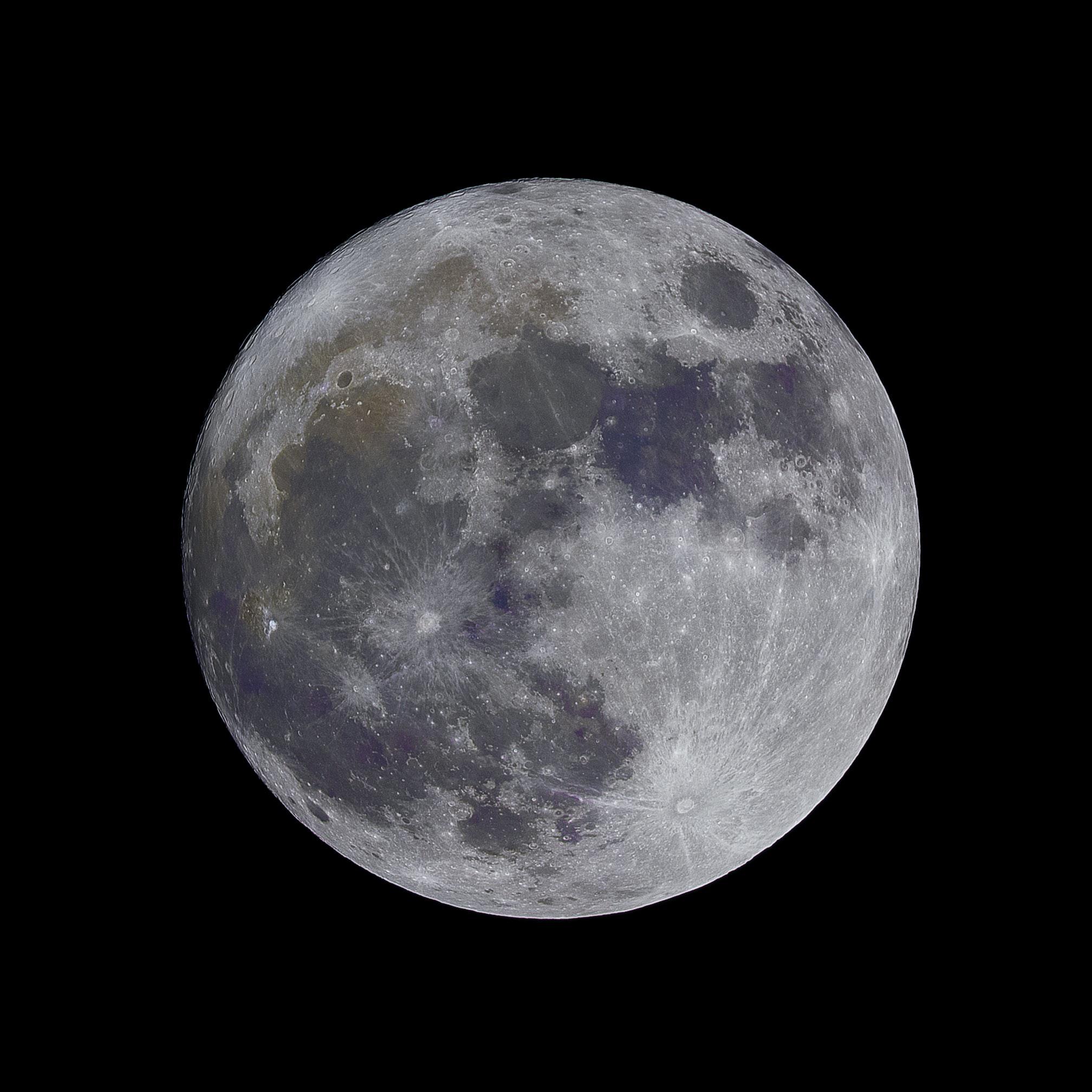 Curiosidades sobre a Lua tamanho