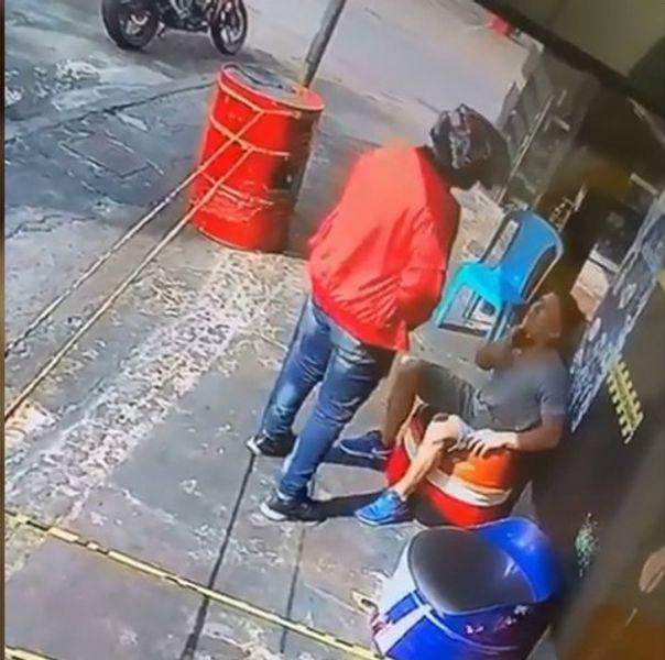 Vítima reconhece amigo ladrão durante assalto