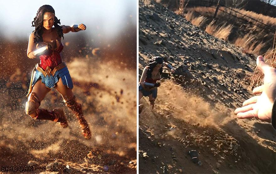 fotos de heróis