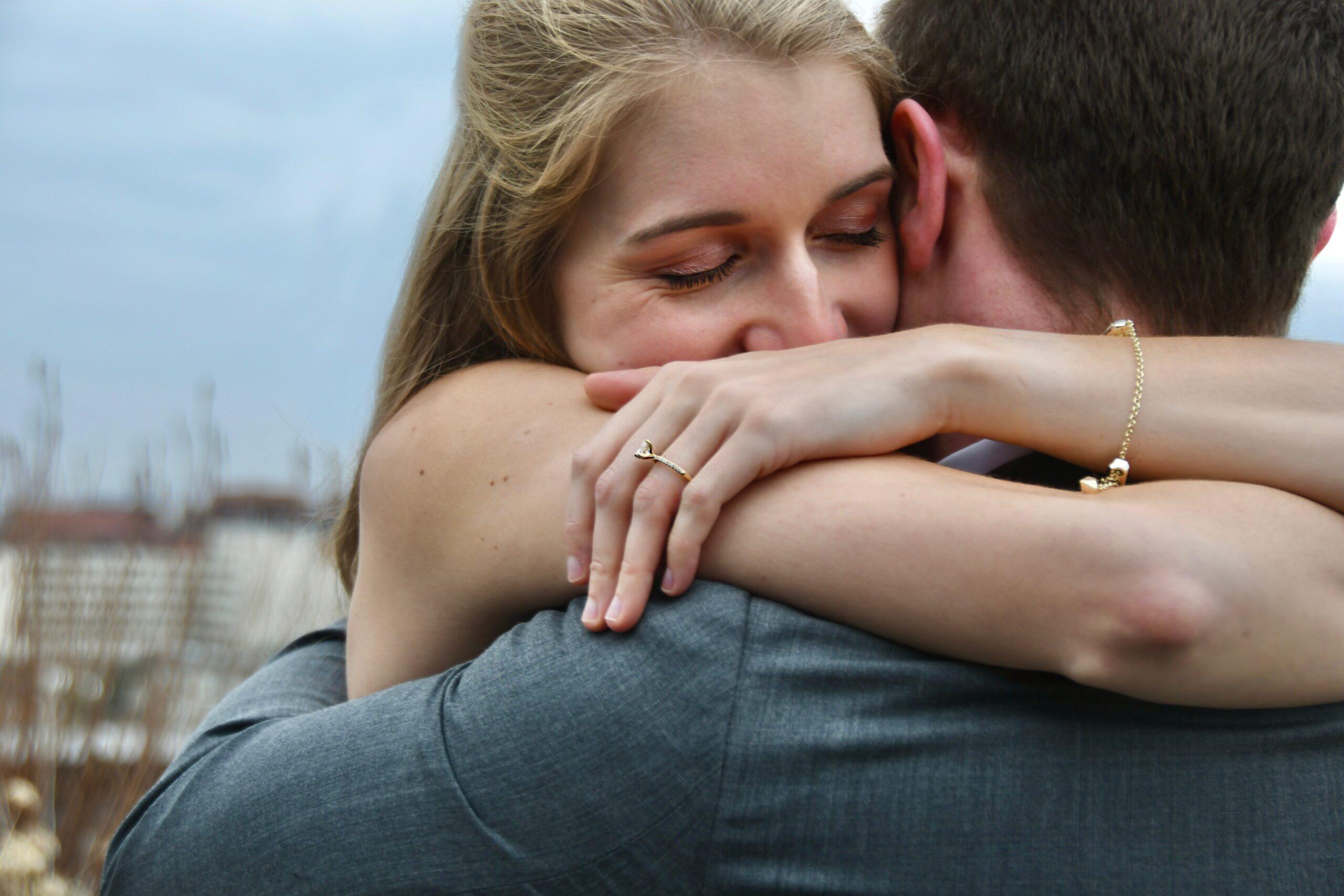 abraçar faz bem
