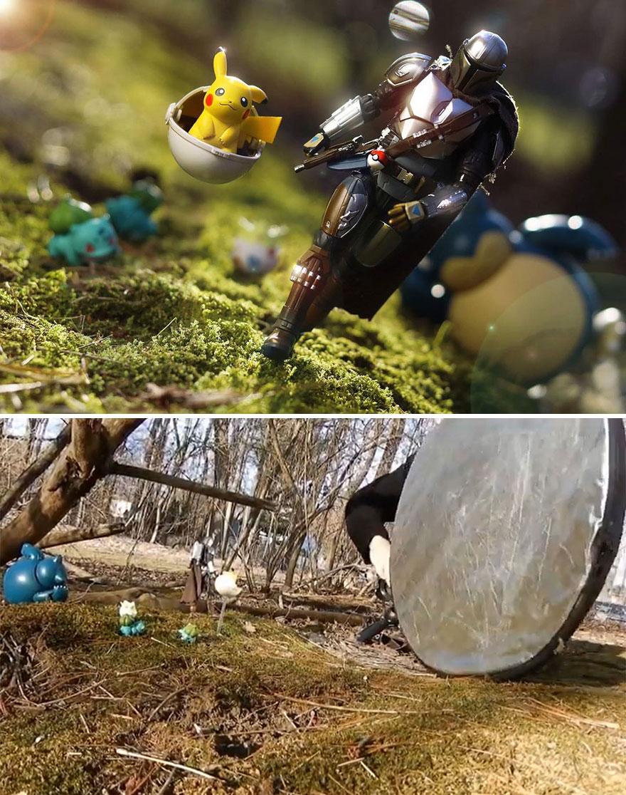 star wars e pokemon