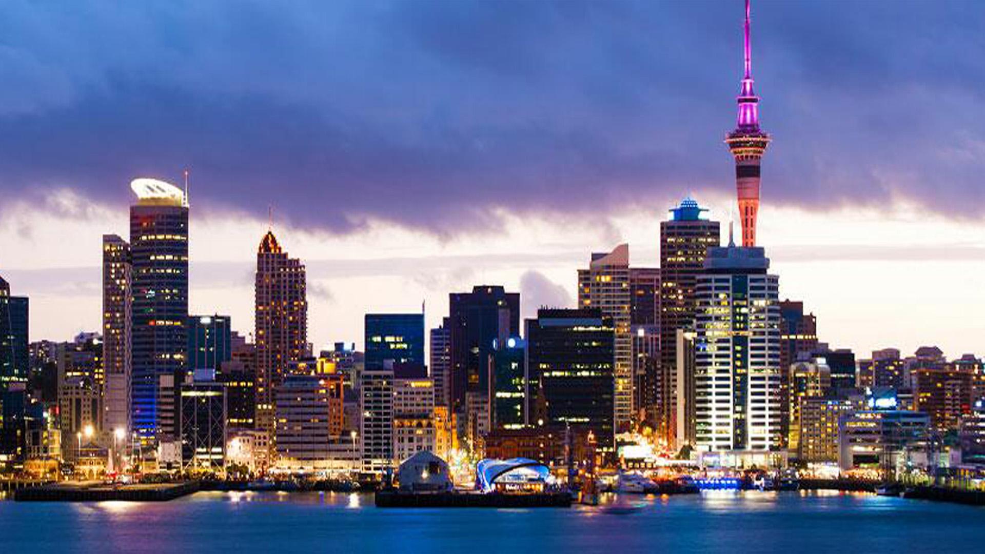 Auckland é a melhor cidade Nova Zelândia