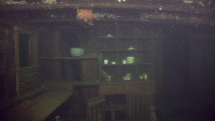Medo de objetos submersos 5