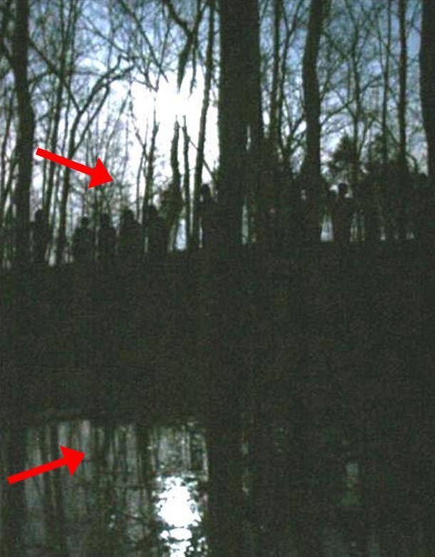 Mistério assustador foto