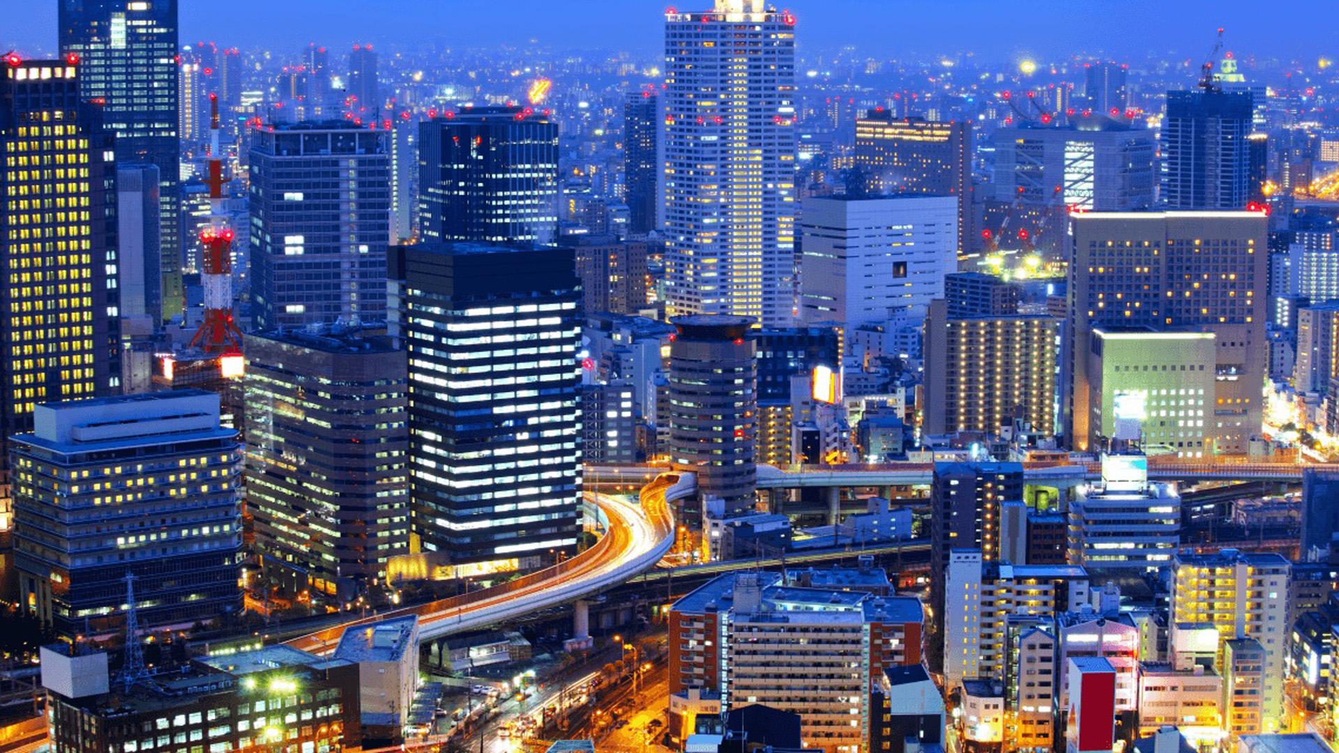 Osaka Japão Melhores cidades para se viver