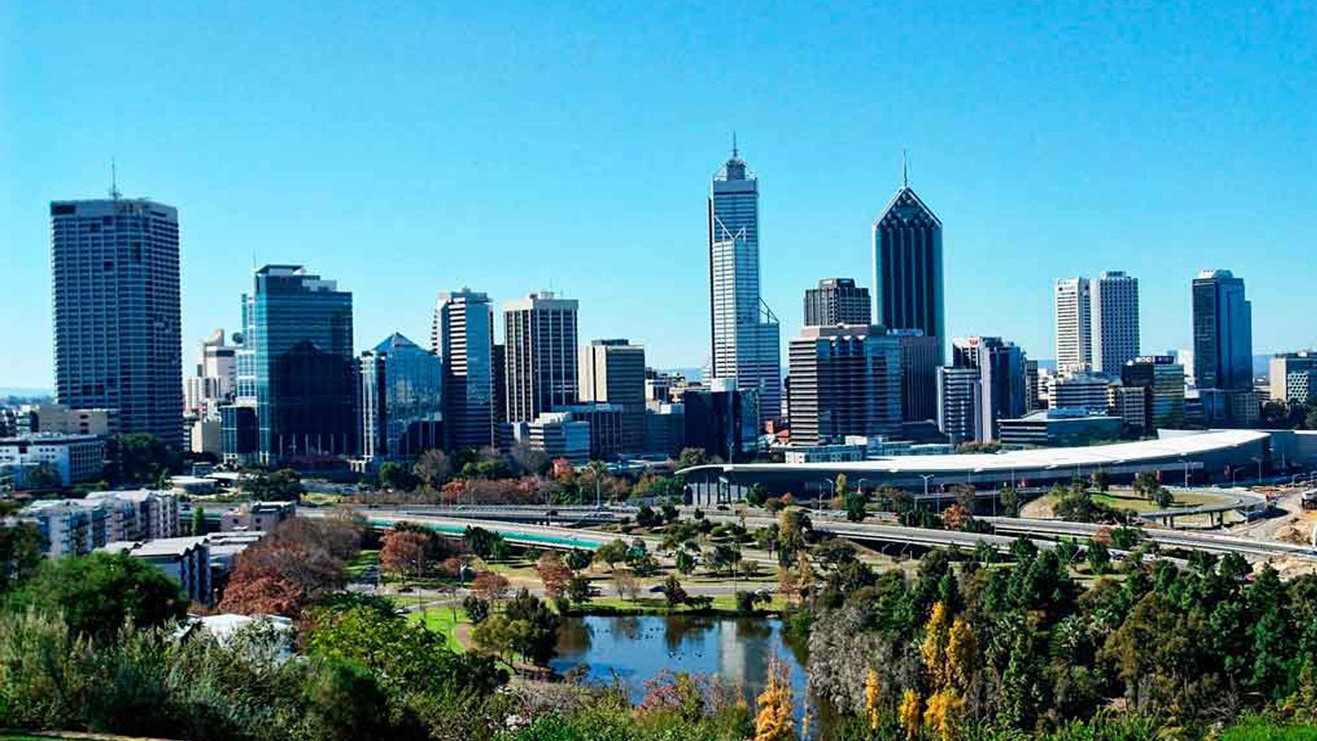 Perth Austrália melhores cidades