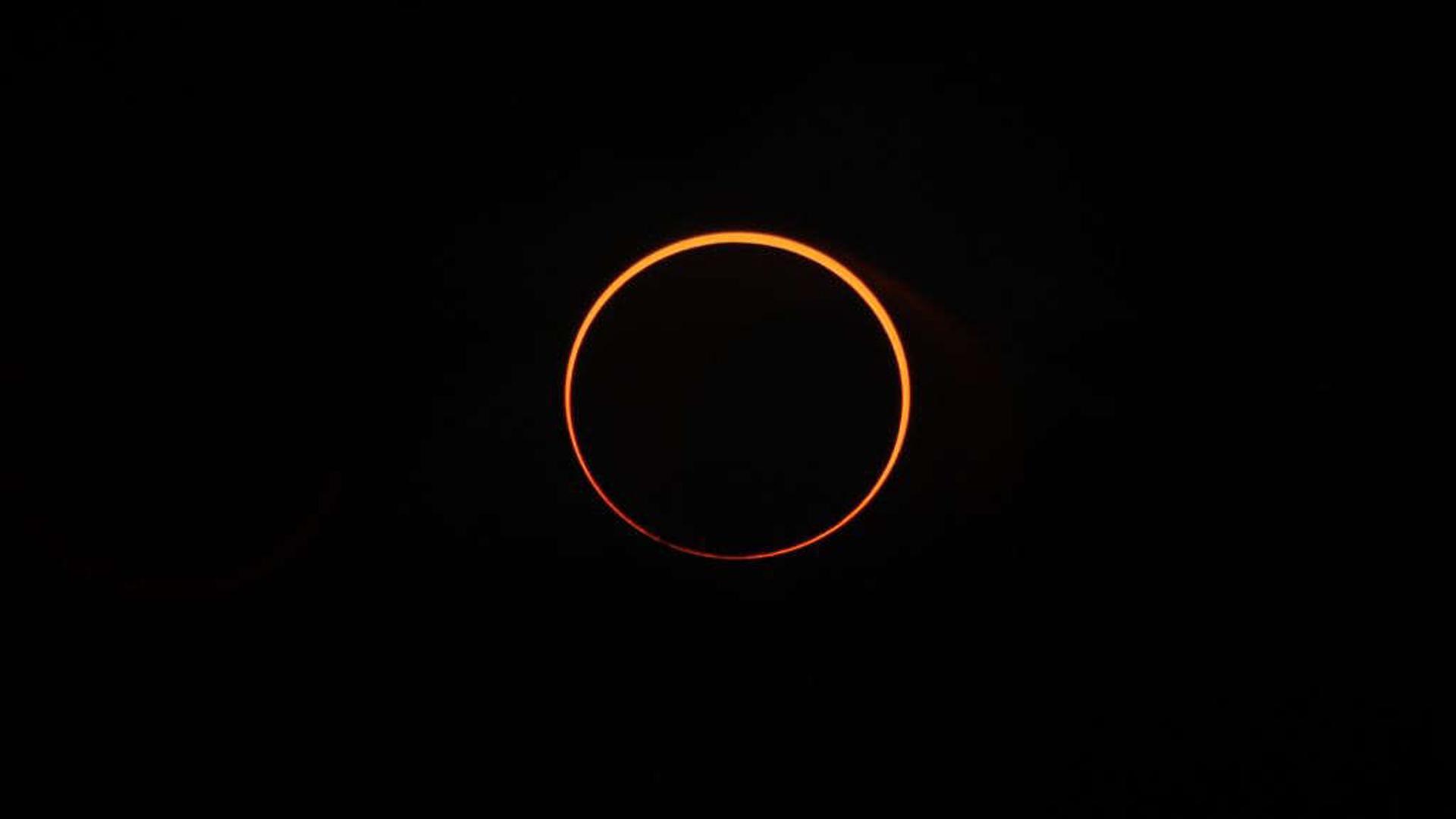 Saiba como assistir ao eclipse do anel de fogo que acontece essa semana
