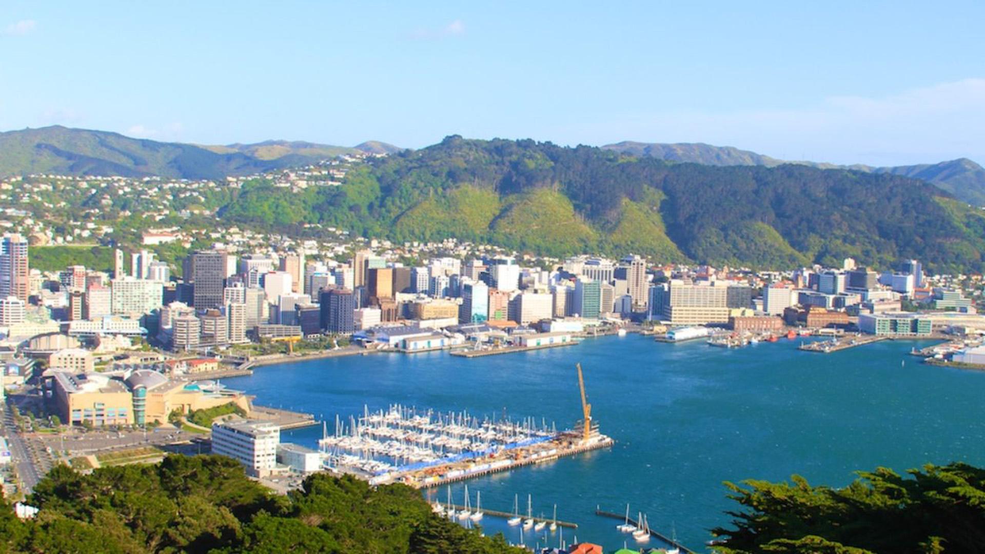 Wellington Nova Zelândia Melhores cidades