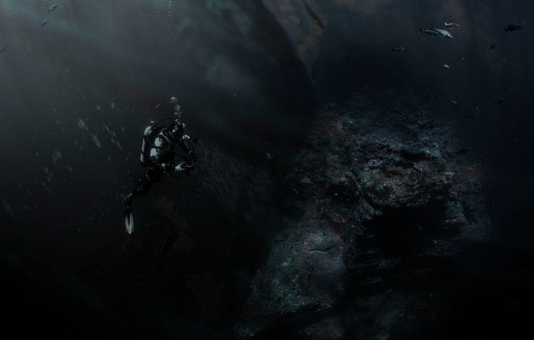 abismos no oceano