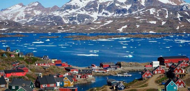 Viagem Groenlândia