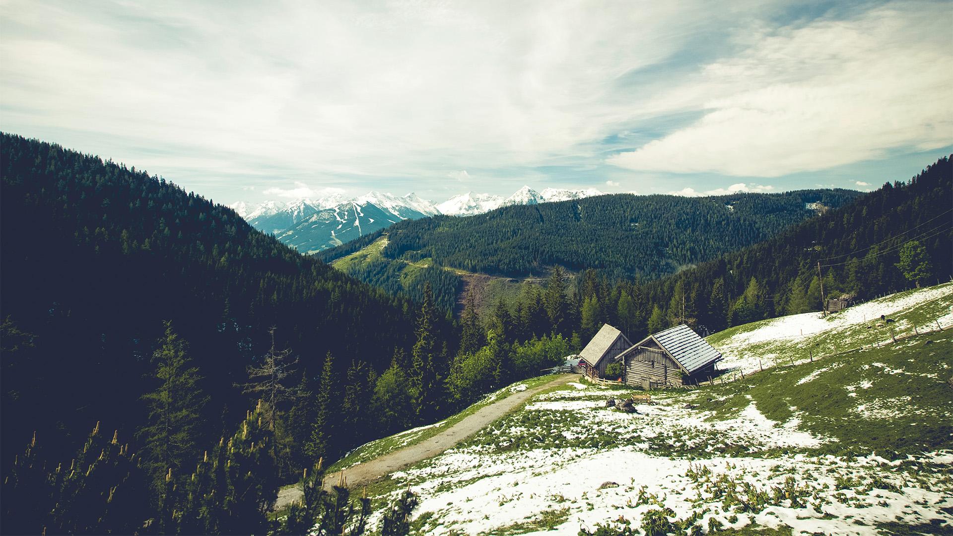 5 lugares isolados para quem se cansou da humanidade