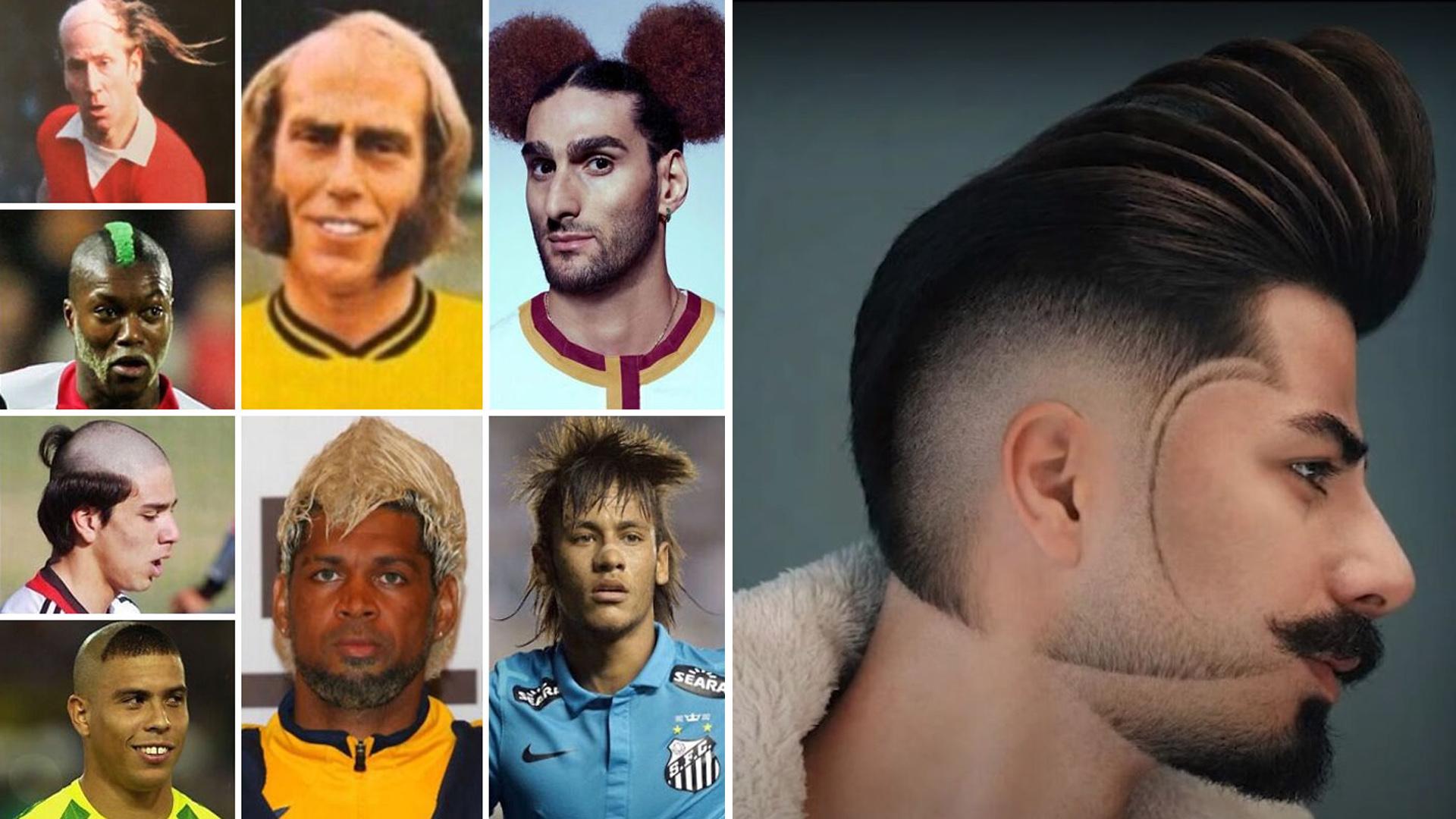 Os 10 piores cortes de cabelo que você verá hoje