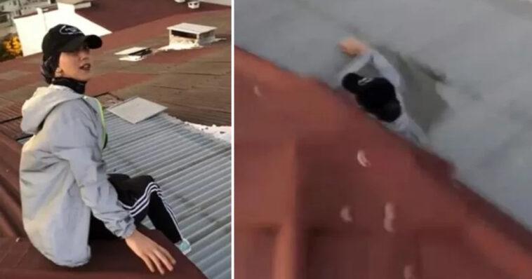 Estrela do TikTok morre enquanto gravava vídeo