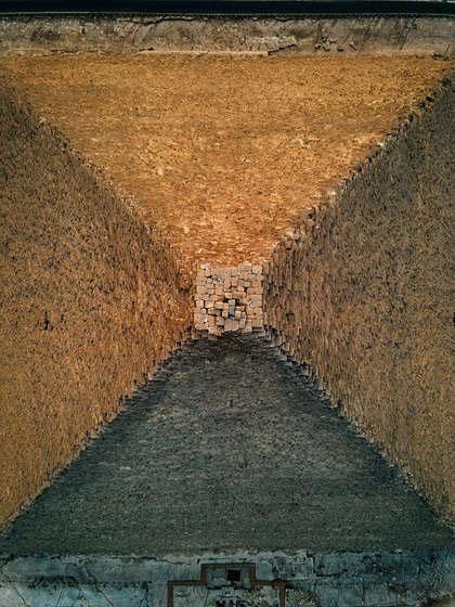 curiosidades sobre as pirâmides de Egito