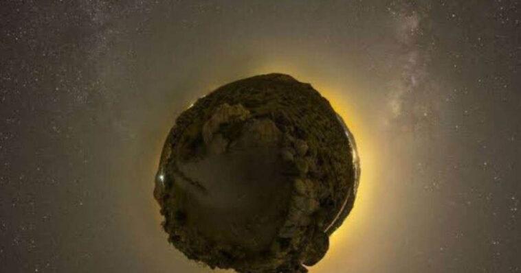 Asteroide gigante perto da Terra