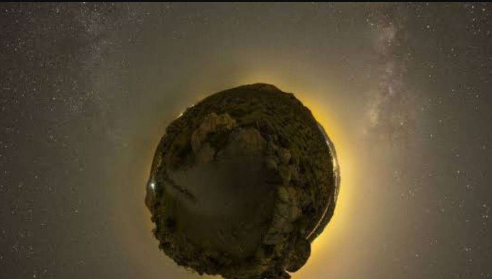 Asteroide gigante perto da Terra é monitorado pela NASA